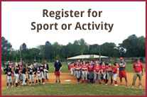 Register for Sport or Activity