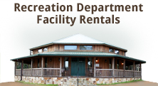 Recreation Department Rental
